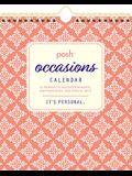 Posh: Occasions Calendar