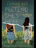 Pretend She's Here (Point Paperbacks)