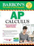 Barron's AP Calculus with CD-ROM, 13th Edition (Barron's AP Calculus (W/CD))