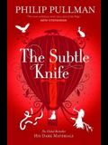 Subtle Knife Adult Edition Wbn Cover (His Dark Materials)
