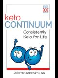 ketoCONTINUUM Consistently Keto For Life