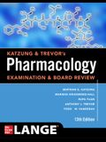 Katzung & Trevor's Pharmacology Examination and Board Review, Thirteenth Edition