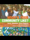 What's Your Community Like? - Rural, Suburban, Urban Regions - 3rd Grade Social Studies - Children's Geography & Cultures Books