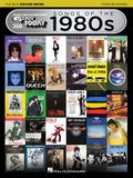 Songs of the 1980s - The New Decade Series: E-Z Play Today Volume 368