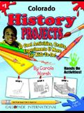 Colorado History Projects - 30 Cool Activities, Crafts, Experiments & More for K