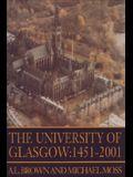 The University of Glasgow: 1451-1996