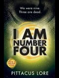 I Am Number Four. by Pittacus Lore (Lorien Legacy)