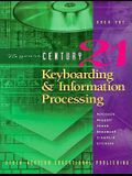 Century 21 Keyboarding & Information Processing: Book One, 150 Lessons