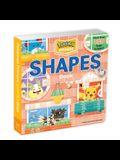 Pokémon Primers: Shapes Book, 4