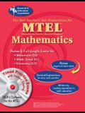 MTEL Mathematics (Fields 09, 047, 053) w/ CD-ROM (MTEL Teacher Certification Test Prep)
