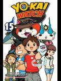 Yo-Kai Watch, Vol. 15, Volume 15