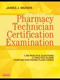 Mosby's Review for the Pharmacy Technician Certification Examination with Access Code