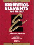 Essential Elements for Strings - Book 1 (Original Series): Viola