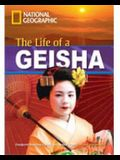 The Life of a Geisha + Book with Multi-ROM: Footprint Reading Library 1900