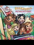 Lil Bratz Funk House Adventure