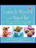 Lunch Boxes and Snacks: Over 120 healthy reci