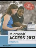 Microsoft Access 2013: Complete (Shelly Cashman Series)