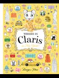 Where Is Claris in New York: Claris: A Look-And-Find Story!