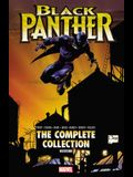 Black Panther: The Complete Collection, Volume 1