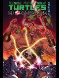 Teenage Mutant Ninja Turtles/Ghostbusters: Volume 4
