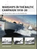 Warships in the Baltic Campaign 1918-20: The Royal Navy and Allies Clash with the Bolsheviks