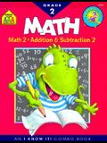 Math Basics 2 Deluxe Edition Workbook