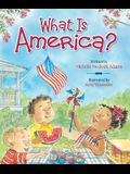 What Is America?