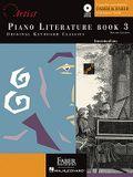 Piano Literature - Book 3: Developing Artist Original Keyboard Classics