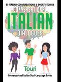 Conversational Italian Dialogues: 50 Italian Conversations and Short Stories