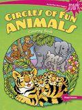 Spark Circles of Fun Animals Coloring Book