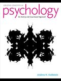 Creative Concepts in Psychology: An Activity and Case-Based Approach