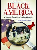 Black America 2 Volume Set: A State-By-State Historical Encyclopedia