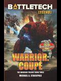 BattleTech Legends: Warrior: Coupé The Warrior Trilogy, Book Three
