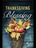 Thanksgiving Blessing (Ats) (Pack of 25)