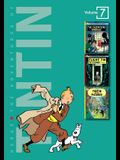 The Adventures of Tintin: Volume 7