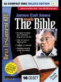 James Earl Jones Reads the Bible-New Testament-KJV