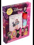 Disney Crochet Finger Puppets: Princess Vs Villains