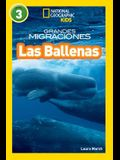 National Geographic Readers: Grandes Migraciones: Las Ballenas (Great Migrations: Whales)