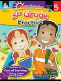 Bright & Brainy: 5th Grade Practice (Grade 5): 5th Grade Practice [With CDROM]