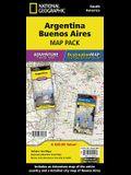 Argentina, Buenos Aires [map Pack Bundle]