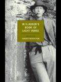 W. H. Auden's Book of Light Verse