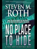 No Place to Hide: A Trace Austin Suspense Thriller