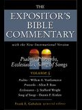 Psalms, Proverbs, Ecclesiastes, Song of Songs: Volume 5