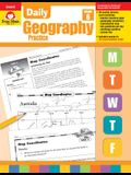 Daily Geography Practice: Grade 6 [With Transparencies]