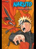 Naruto (3-In-1 Edition), Vol. 17: Includes Vols. 49, 50 & 51