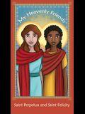 Prayer Card: Saints Perpetua & Felicity