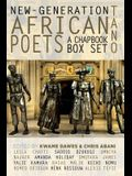 New-Generation African Poets: A Chapbook Box Set (Tano)