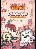 Comics de Ciencia: Plagas. La Batalla Microscópica