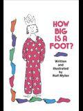 Mtb: How Big Is a Foot Trade Book