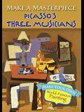 Make a Masterpiece -- Picasso's Three Musicians